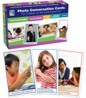 Photo Conversation Cards