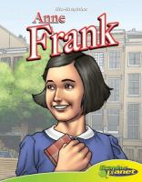 Anne Frank (Graphic Planet)