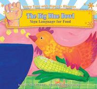 The Big Blue Bowl