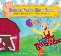 Famous Fenton Has A Farm