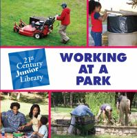 Working at A Park
