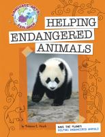 Helping Endangered Animals
