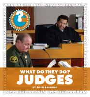 What Do They Do? Judges