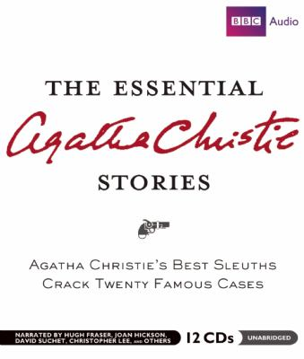 Cover image for The Essential Agatha Christie Stories