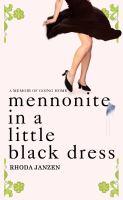 Mennonite in A Little Black Dress