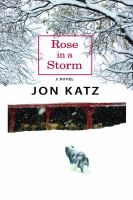 Rose in A Storm [text (large Print)]