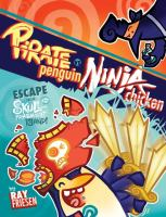 Escape From Skull-fragment Island!