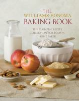The Williams-Sonoma Baking Book