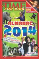 Time for Kids Almanac 2014