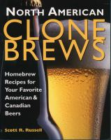 North American Clone Brews