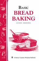 Basic Bread Baking