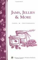 Jams, Jellies and More