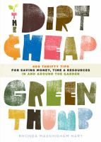 The Dirt Cheap Green Thumb