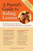Parent's Guide To Riding Lessons