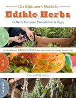 The Beginner's Guide to Edible Herbs