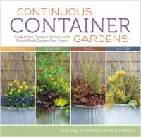 Continuous Container Gardens Book Cover