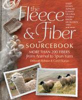 The Fleece and Fiber Sourcebook