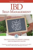IBD Self-management