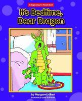 It's Bedtime Dear Dragon