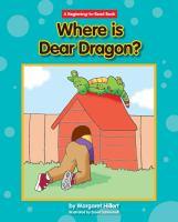 Where Is Dear Dragon?