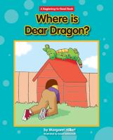 Where Is Dear Dragon?