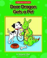 Dear Dragon Gets A Pet