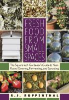Image: Fresh Food From Small Spaces