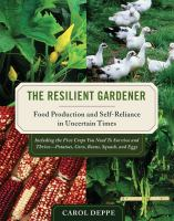 The Resilient Gardener