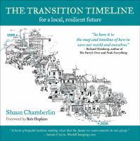 The Transition Timeline for A Local, Resilient Future