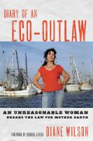 Diary of An Eco-outlaw