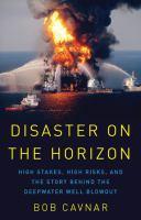 Disaster on the Horizon