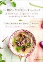 The Heal your Gut Cookbook