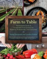 Image: Farm to Table
