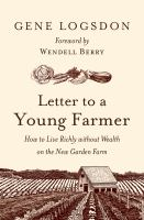 Letter to A Young Farmer