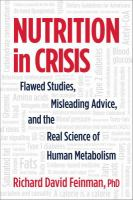 Nutrition in Crisis