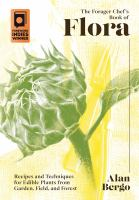 The Forager Chef's Book of Flora