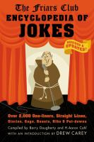 The Friars Club Encyclopedia of Jokes