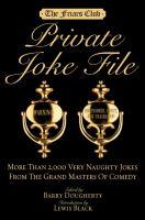 The Friar's Club Private Joke File