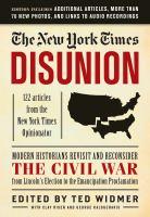 The New York Times: Disunion