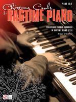 Christmas Carols for Ragtime Piano