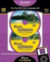 iSync German complete