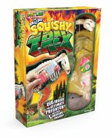 The Amazing squishy T.rex [kit].