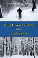 Sasha Plotkin's deceit : a novel