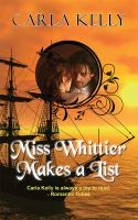 Miss Whittier Makes A List