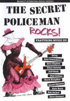 The Secret Policeman Rocks!