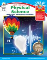 Just the Facts : Physical Science