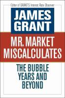 Mr. Market Miscalculates