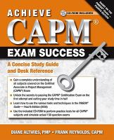 Achieve CAPM® Exam Success