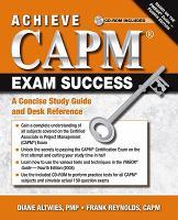 Achieve CAPM® Exam Success