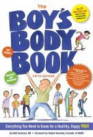 Boy's Body Book *